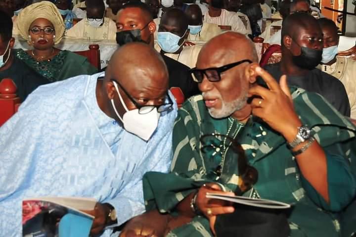 @65: Akeredolu is a Peace Builder, Courageous Colleague —Okowa, Fayemi