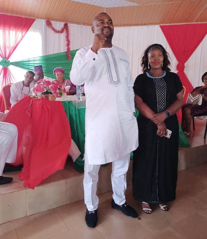 Akure South NULGE Chairman SOJ bags Leadership Award