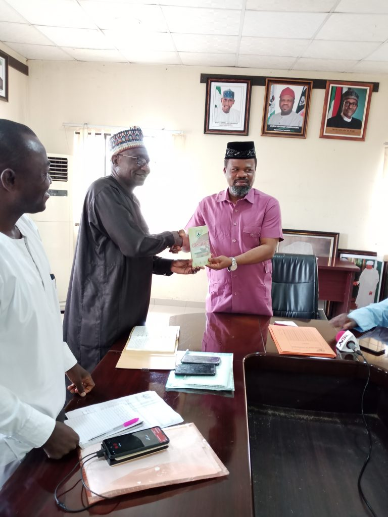 NUJ inaugurates 9-man Electoral Committee, calls for credible exercise